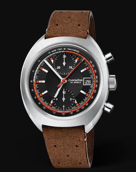 Oris Chronoris for sale Replica Watch ORIS CHRONORIS LIMITED EDITION 40mm 01 673 7739 4034-Set LS