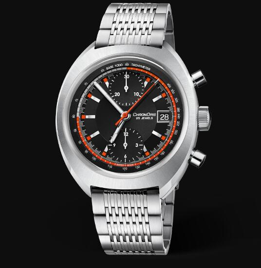 Oris Chronoris for sale Replica Watch ORIS CHRONORIS LIMITED EDITION 40mm 01 673 7739 4034-Set MB