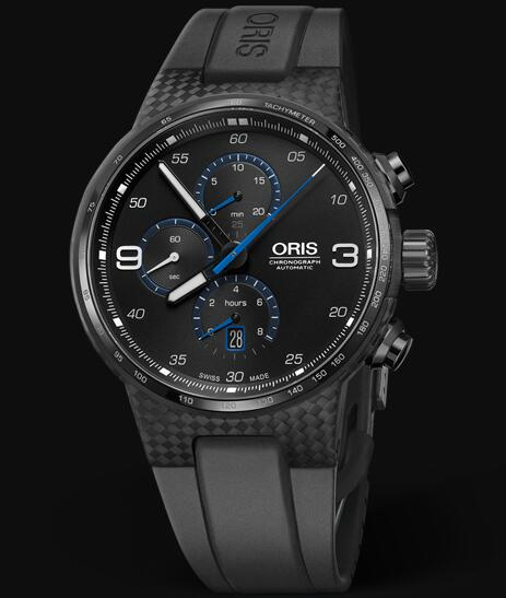 Replica Watch ORIS WILLIAMS CHRONOGRAPH CARBON FIBRE EXTREME 01 674 7725 8764-07 424 50FCTB