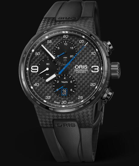 Replica Watch ORIS WILLIAMS VALTTERI BOTTAS LIMITED EDITION 01 674 7725 8784-Set 42454FCTB