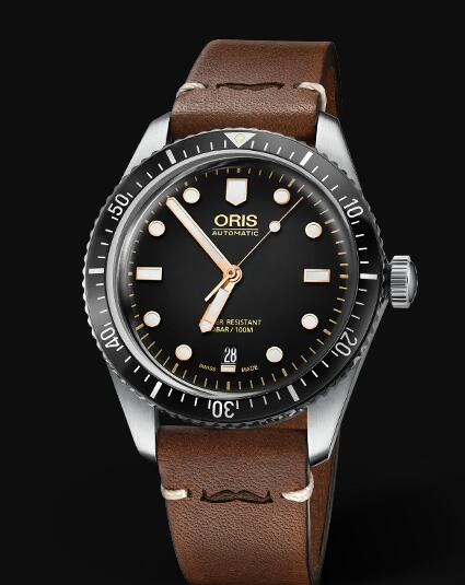 Oris Divers Movember Edition 01 733 7707 4084-Set LS Replica Watch