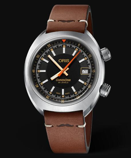 Oris Chronoris for sale Replica Watch ORIS MOVEMBER EDITION 2019 01 733 7737 4034-Set LS