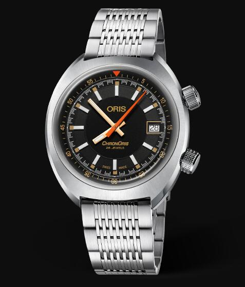 Oris Chronoris for sale Replica Watch ORIS MOVEMBER EDITION 2019 01 733 7737 4034-Set MB