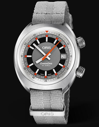 Oris Chronoris for sale Replica Watch ORIS CHRONORIS DATE 39mm 01 733 7737 4053-07 5 19 23
