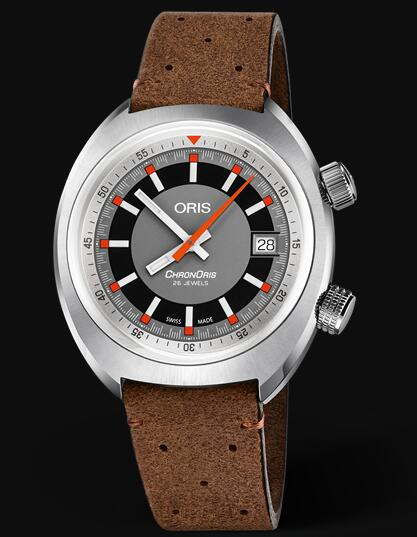 Oris Chronoris for sale Replica Watch ORIS CHRONORIS DATE 39mm 01 733 7737 4053-07 5 19 43