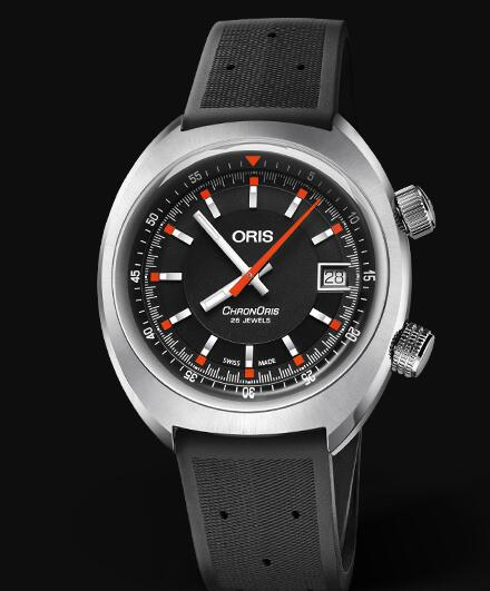 Oris Chronoris for sale Replica Watch ORIS CHRONORIS DATE 39mm 01 733 7737 4054-07 4 19 01FC