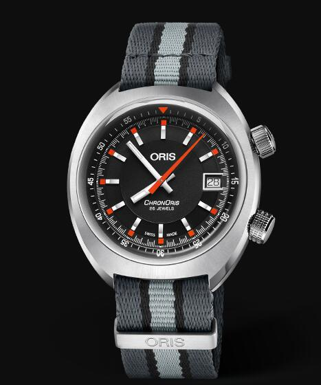 Oris Chronoris for sale Replica Watch ORIS CHRONORIS DATE 39mm 01 733 7737 4054-07 5 19 24