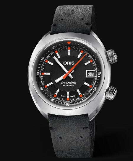 Oris Chronoris for sale Replica Watch ORIS CHRONORIS DATE 39mm 01 733 7737 4054-07 5 19 44