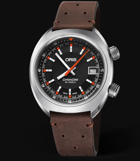 Oris Chronoris for sale Replica Watch ORIS CHRONORIS DATE 39mm 01 733 7737 4054-07 5 19 45