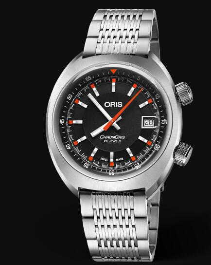 Oris Chronoris for sale Replica Watch ORIS CHRONORIS DATE 39mm 01 733 7737 4054-07 8 19 01