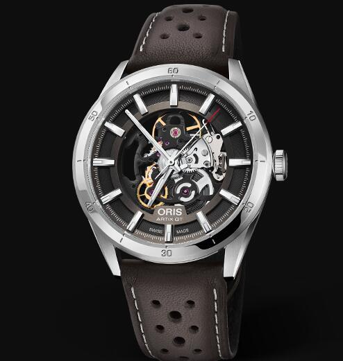 Replica ORIS ARTIX GT SKELETON 42mm Watch 01 734 7751 4133-07 5 21 09FC