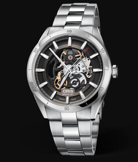 Replica ORIS ARTIX GT SKELETON 42mm Watch 01 734 7751 4133-07 8 21 87
