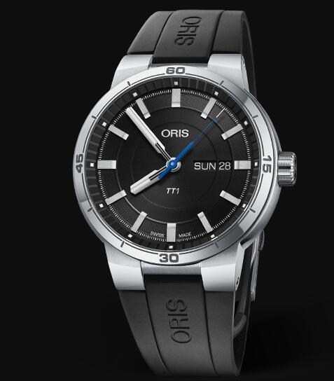 Replica ORIS TT1 DAY DATE 42mm Watch 01 735 7752 4154-07 4 24 06FC