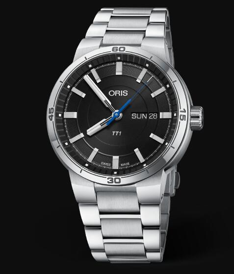 Replica ORIS TT1 DAY DATE 42mm Watch 01 735 7752 4154-07 8 24 08