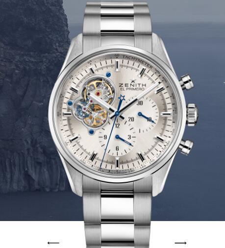 Replica Zenith Chronomaster Watch CHRONOMASTER EL PRIMERO OPEN 42mm 03.2040.4061/01.M2040