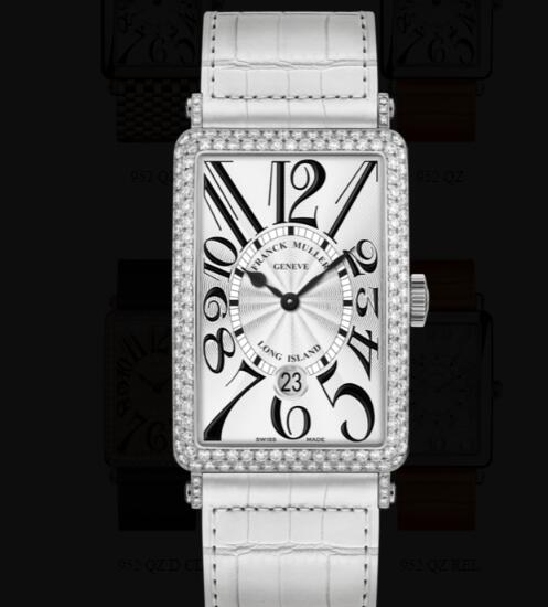 Franck Muller Long Island Ladies Replica Watch for Sale Cheap Price 1150 SC DT D