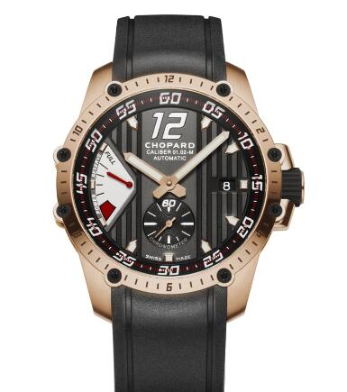 Chopard Classic Racing Replica Watch SUPERFAST POWER CONTROL 45 MM AUTOMATIC ROSE GOLD 161291-5001