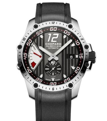 Chopard Classic Racing Replica Watch SUPERFAST POWER CONTROL 45 MM AUTOMATIC STAINLESS STEEL 168537-3001