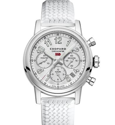 Chopard Classic Racing Replica Watch MILLE MIGLIA CLASSIC CHRONOGRAPH 39 MM AUTOMATIC STAINLESS STEEL 168588-3001