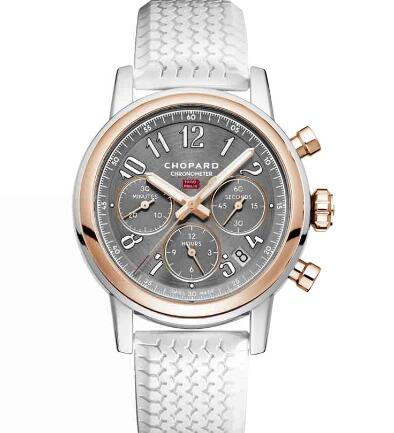 Chopard Classic Racing Replica Watch MILLE MIGLIA CLASSIC CHRONOGRAPH 39 MM AUTOMATIC ROSE GOLD STAINLESS STEEL 168588-6001