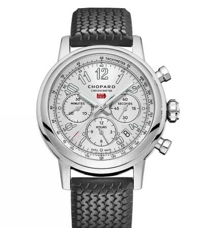 Chopard Classic Racing Replica Watch MILLE MIGLIA CLASSIC CHRONOGRAPH 42 MM AUTOMATIC STAINLESS STEEL 168589-3001