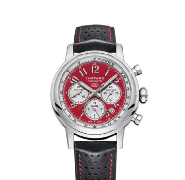 Chopard Classic Racing Replica Watch MILLE MIGLIA RACING COLORS 42 MM AUTOMATIC STAINLESS STEEL 168589-3008