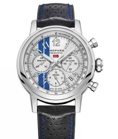 Chopard Racing Stripes Replica Watch MILLE MIGLIA CLASSIC CHRONOGRAPH RACING STRIPES 42MM AUTOMATIC STAINLESS STEEL 168589-3021