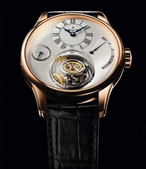 Replica Watch Zenith Christophe Colomb 18.2210.8808/01.C631 Haute Horlogerie Pink gold