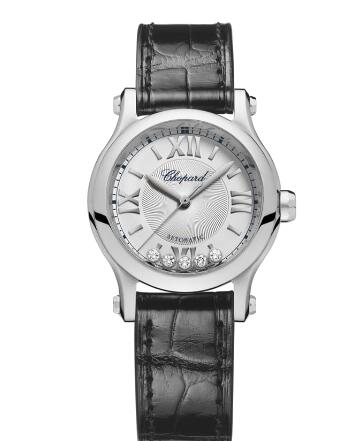 Chopard Happy Sport Watch Cheap Price 30 MM AUTOMATIC STAINLESS STEEL DIAMONDS 278573-3011