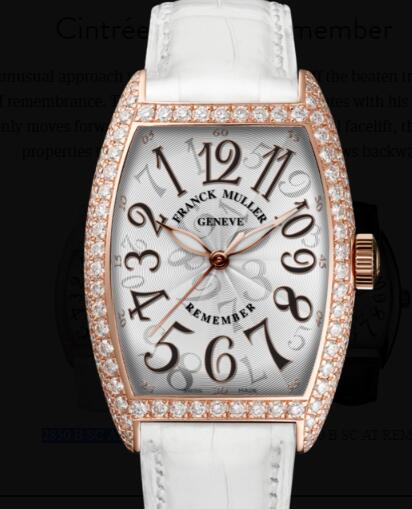 Buy Franck Muller Cintrée Curvex Remember Replica Watch for sale Cheap Price 2850 B SC AT REM D