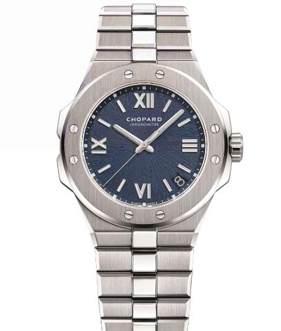 Chopard Alpine Eagle Replica Watch ALPINE EAGLE LARGE 41 MM AUTOMATIC CHOPARD LUCENT STEEL A223 298600-3001