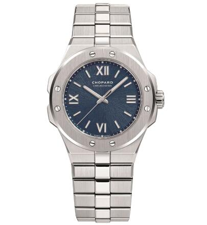 Chopard Alpine Eagle Replica Watch ALPINE EAGLE SMALL 36 MM AUTOMATIC CHOPARD LUCENT STEEL A223 298601-3001