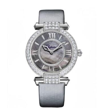 Chopard Imperiale Watches for sale Review Replica 36 MM AUTOMATIC WHITE GOLD DIAMONDS 384242-1006