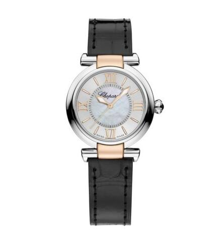 Replica Chopard Imperiale 29 MM AUTOMATIC ROSE GOLD STAINLESS STEEL Watch 388563-6005