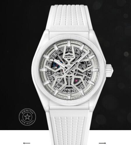 Replica Zenith Watch Zenith DEFY CLASSIC 41mm 49.9002.670/01.R79
