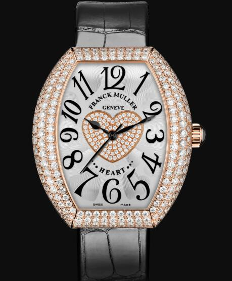 Franck Muller Heart Replica Watch Cheap Price 5000 H SC D3 1P 5N
