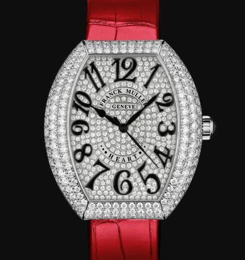 Franck Muller Heart Replica Watch Cheap Price 5000 H SC D3 OG