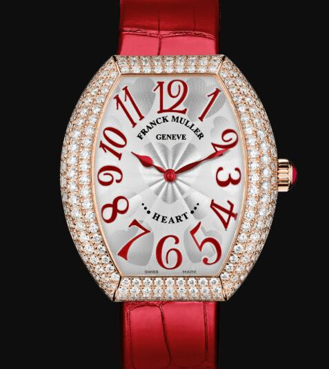 Franck Muller Heart Replica Watch Cheap Price 5002 QZ D3 5N