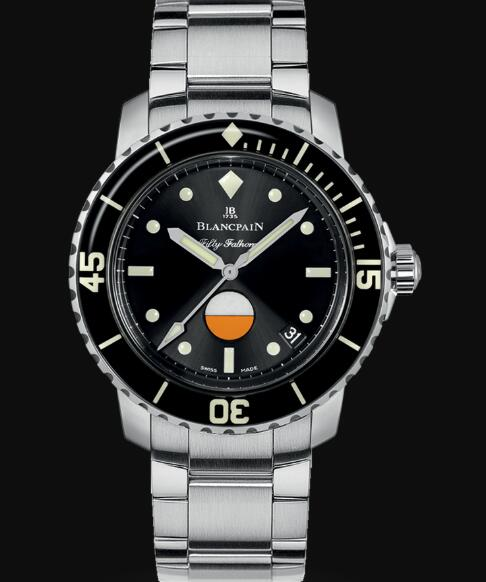 Blancpain Fifty Fathoms Watch Review Automatique Replica Watch 5008 1130 71S