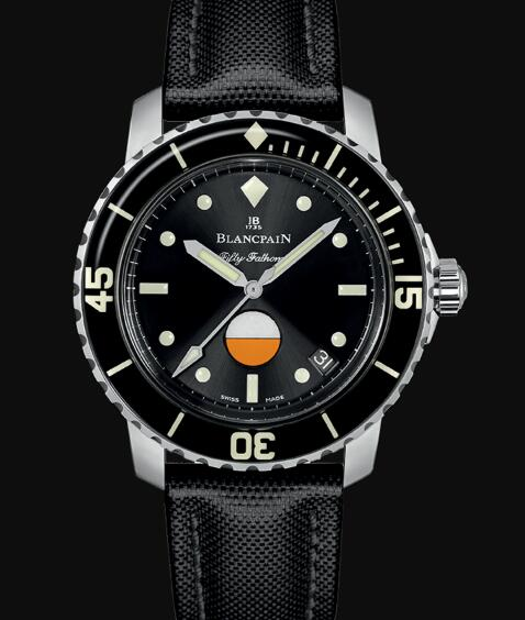 Blancpain Fifty Fathoms Watch Review Automatique Replica Watch 5008 1130 B52A