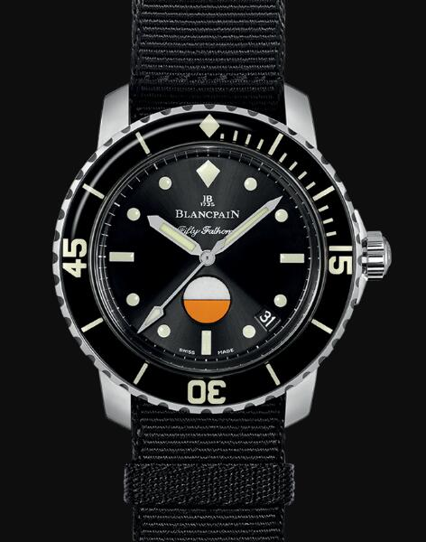 Blancpain Fifty Fathoms Watch Review Automatique Replica Watch 5008 1130 NABA