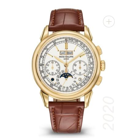 New Patek Philippe Grand Complications Ref. 5270J-001 Yellow Gold Replica Watch