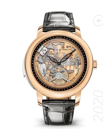 New Patek Philippe Grand Complications 5303R-001 MANUAL WINDING Replica Watch