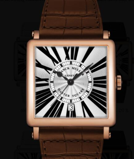 Franck Muller Master Square Men Replica Watch for Sale Cheap Price 6000 H SC DT R 5N