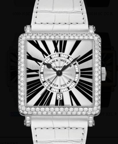 Franck Muller Master Square Men Replica Watch for Sale Cheap Price 6000 H SC DT R D