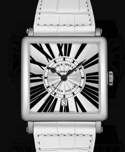 Franck Muller Master Square Men Replica Watch for Sale Cheap Price 6000 H SC DT R OG BRABLANC