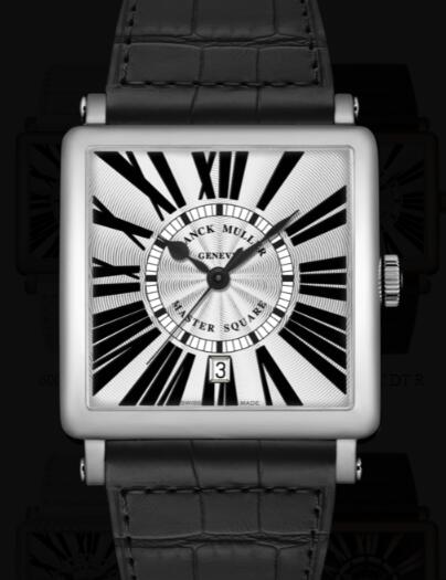 Franck Muller Master Square Men Replica Watch for Sale Cheap Price 6000 H SC DT R OG