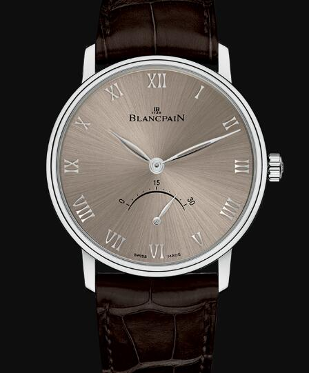 Blancpain Villeret Watch Price Review Ultraplate Replica Watch 6653 1504 55A