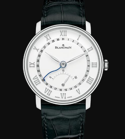 Blancpain Villeret Watch Price Review Ultraplate Replica Watch 6653Q 1127 55B