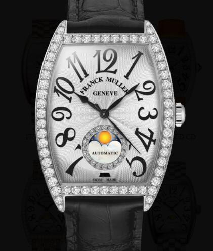 Franck Muller Cintrée Curvex Ladies Replica Watch for Sale Cheap Price 7500 SC AT FO L D1R CD 1R